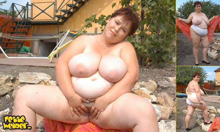 bilder fette weiber